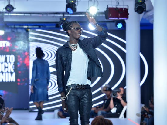 Young Thug Uses Genderfuck Ambiguity to Reinforce His Art