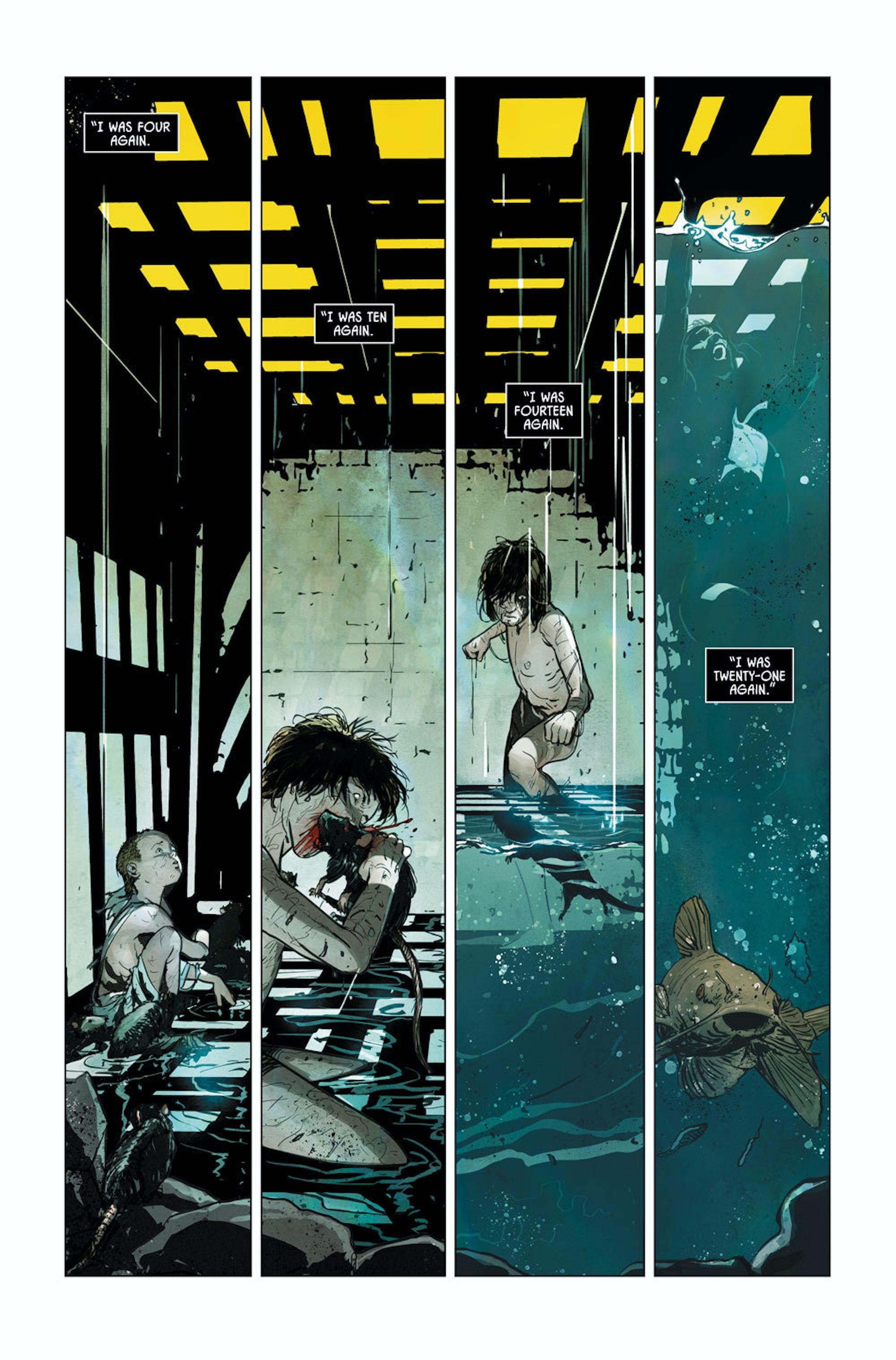 Bane in Batman #9