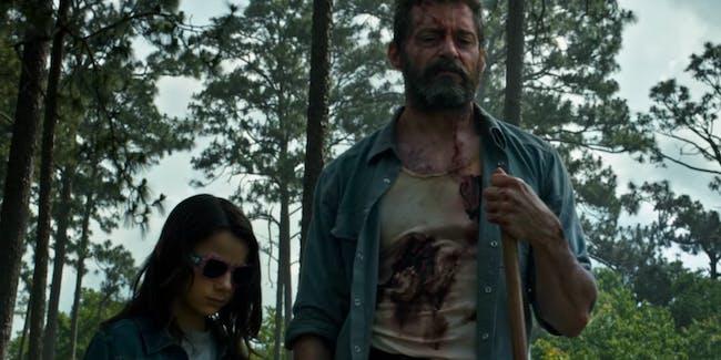 X-23 and Logan