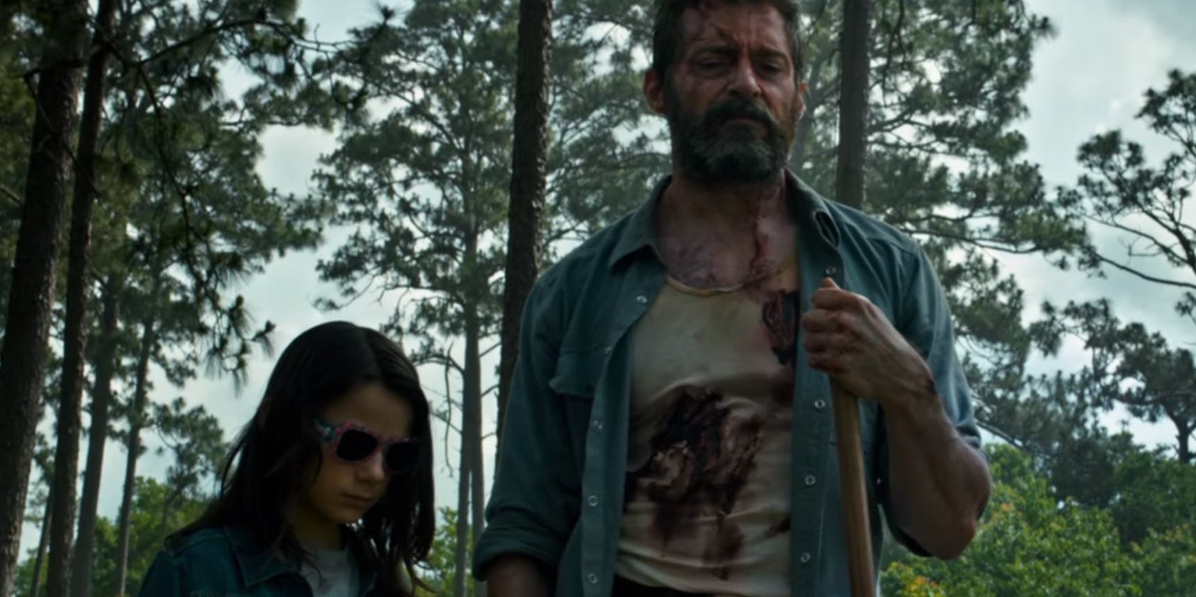 I Saw the First 40 Minutes of 'Logan' and X-23 Is a Badass Killer