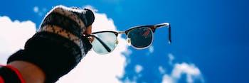 sunglasses cold
