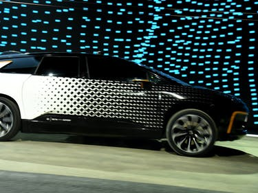 New Lawsuit Makes Faraday Future's Money Problems Even Worse