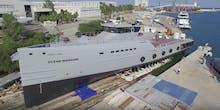 Sea Shepherd Launches New Anti-Poaching Boat 'Ocean Warrior'