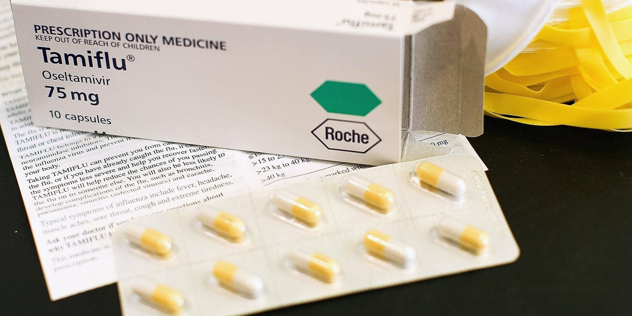 Antiviral medications like Tamiflu may be many people's solution this flu season.