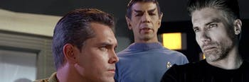 New Captain Pike meet old Captain Pike
