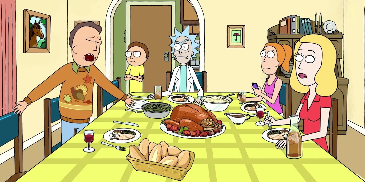 Why 'Rick and Morty' Season 4 Could Kick Off With a Thanksgiving Special