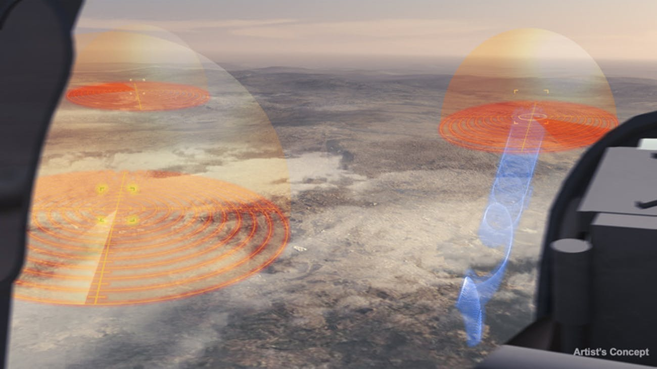 BAE systems is developing technology that will enable electronic warfare systems to jam enemy radar.