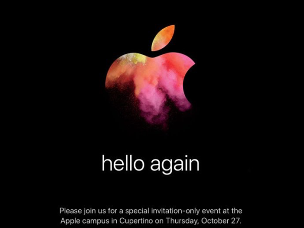 Apple's October 27 Event Invitation Recalls This 1984 Commercial