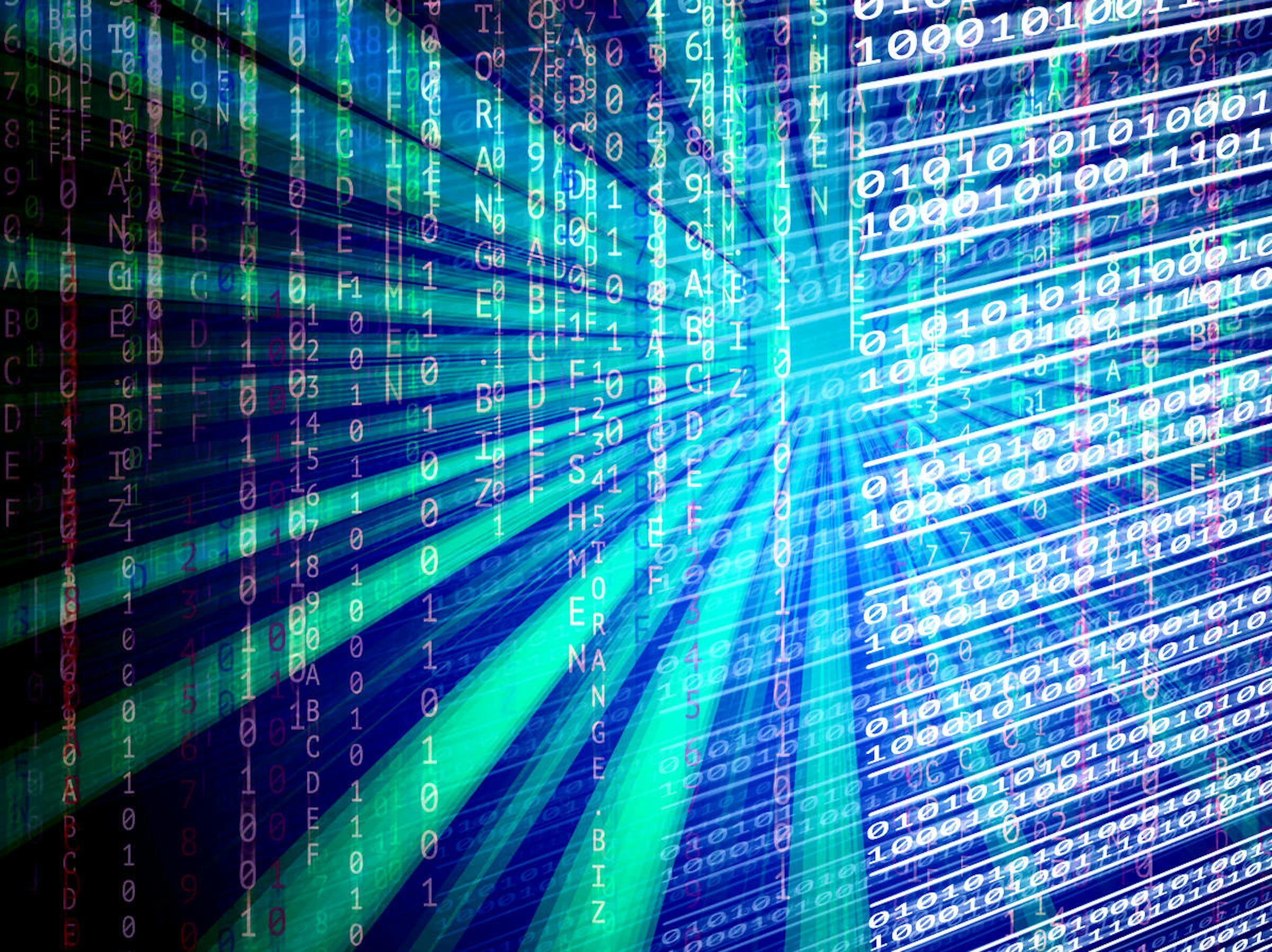 binary computer internet data