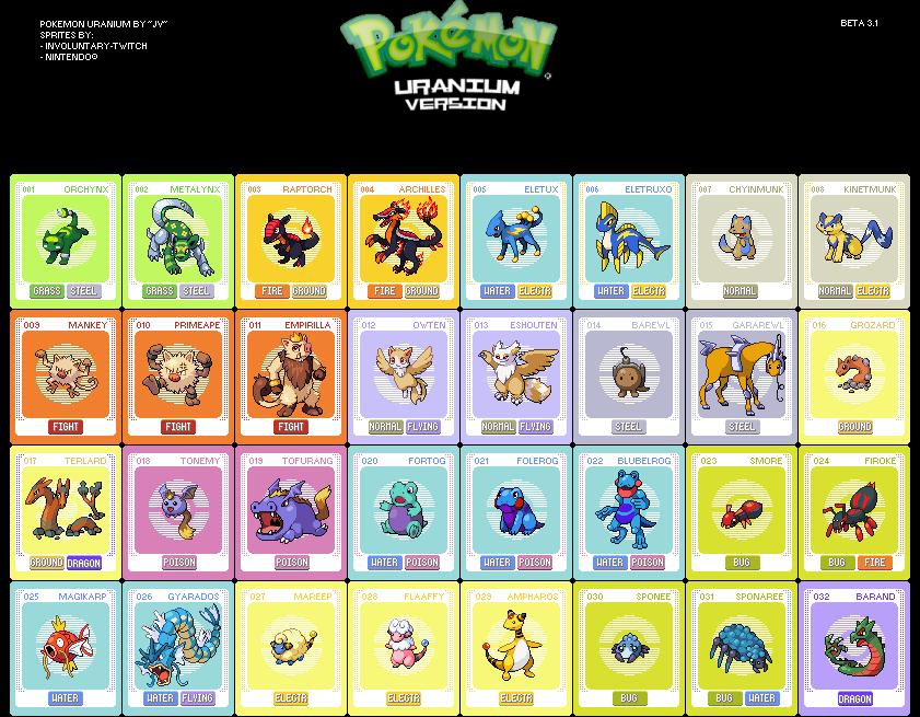 Pokemon Uranium Tumblr Wwwpicswecom