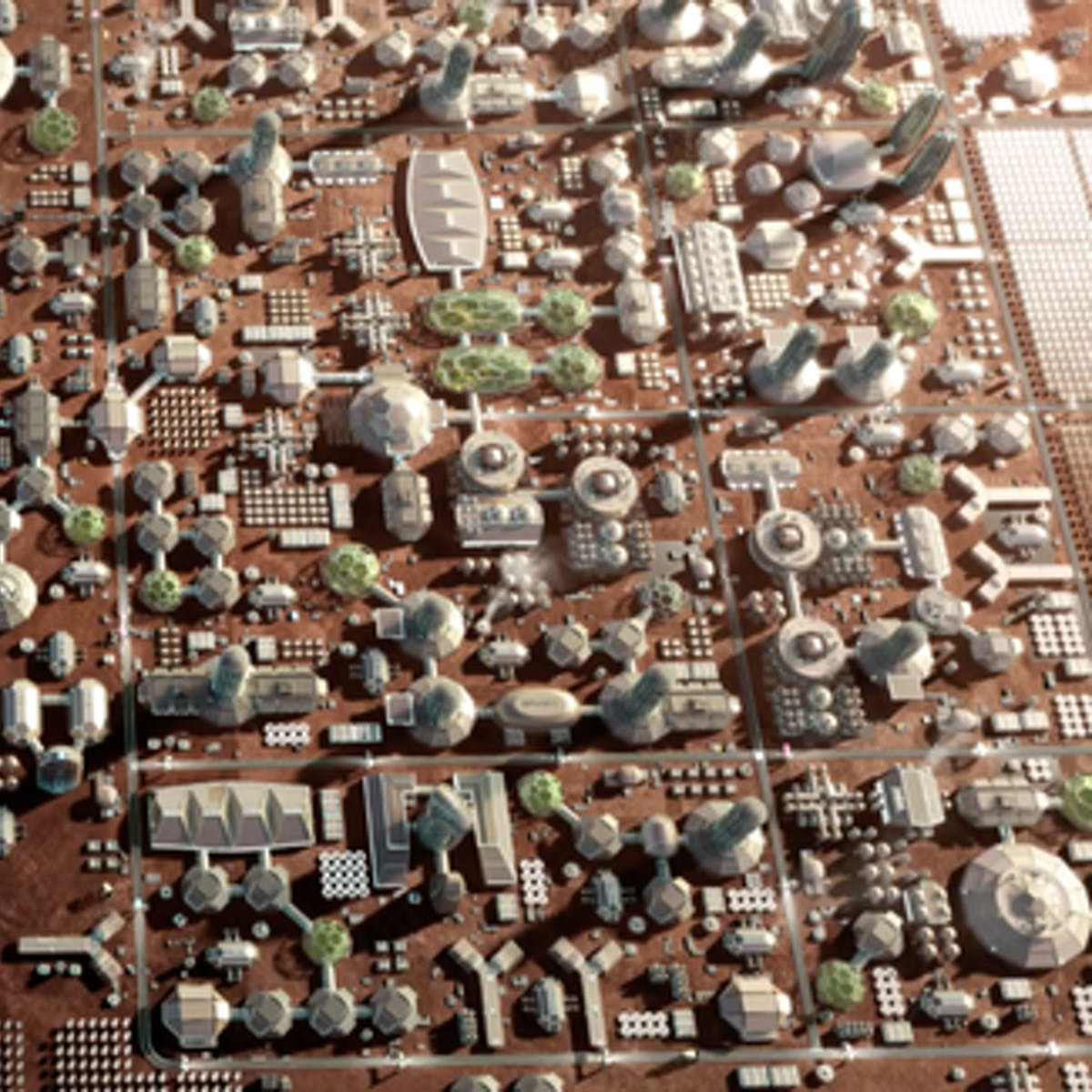 Musk Reads SpaceX s Mars City Gets Interplanetary Internet