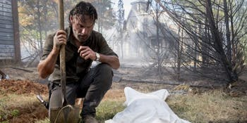 In Season 9 of 'The Walking Dead', Rick Grimes will probably be the one to die.