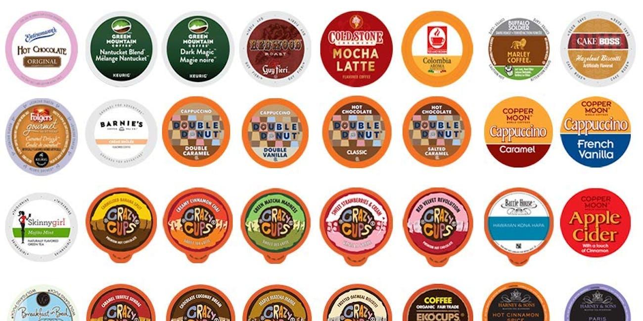 K-Cup Sampler Pack