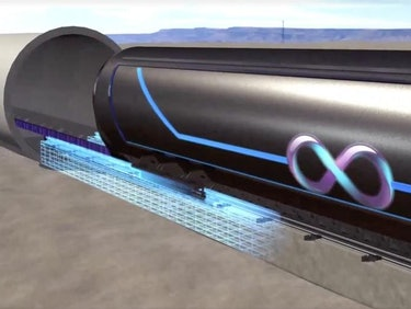 Here are the 5 Hyperloop One Routes Being Considered for India