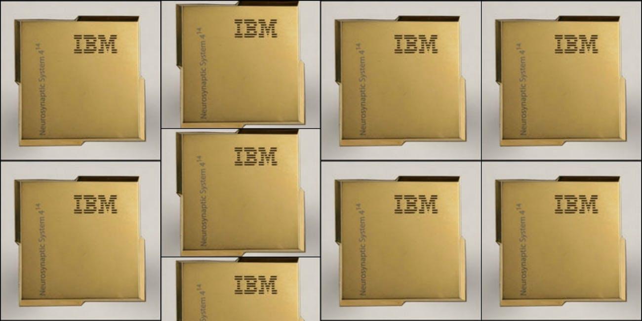 The IBM True North chip