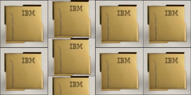 The IBM True North chip
