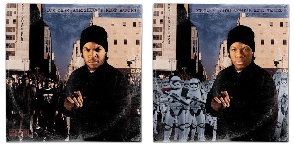 Ice Cube vs. Finn