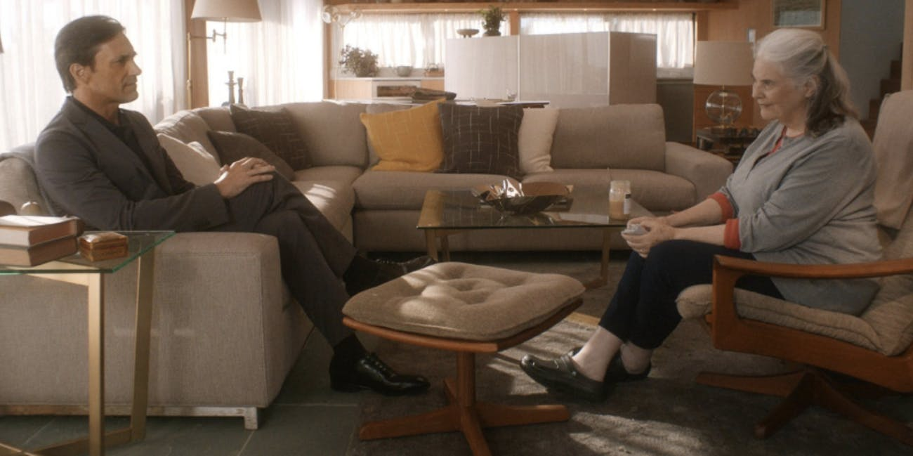 """Memory science is a plot point of the new movie """"Majorie Prime."""""""