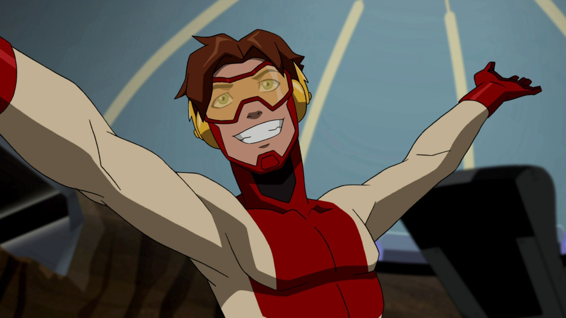 Impulse in DC's 'Young Justice' series that aired on Cartoon Network.