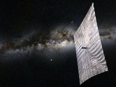 Smoother Sailing Ahead for Bill Nye's Solar Satellite