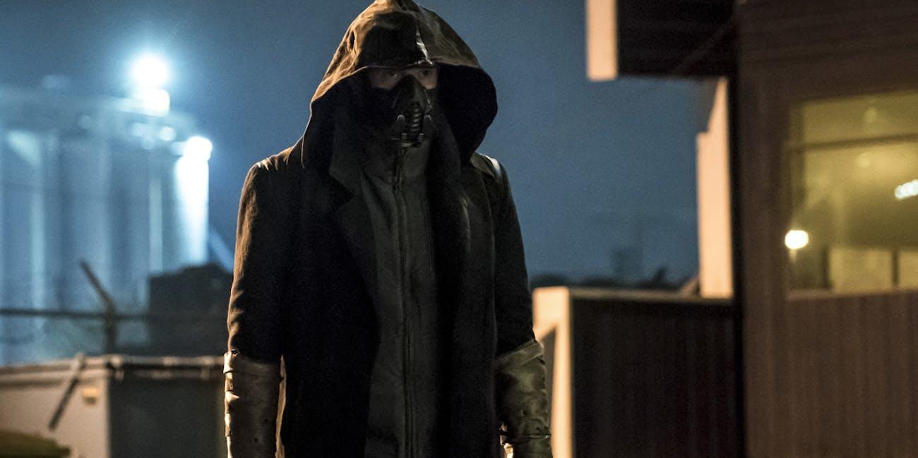 The Flash Cicada Season 5 Villain