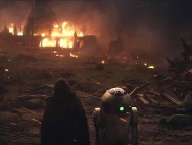 'Last Jedi' Trailer Teases the Fall of Luke's Jedi Order
