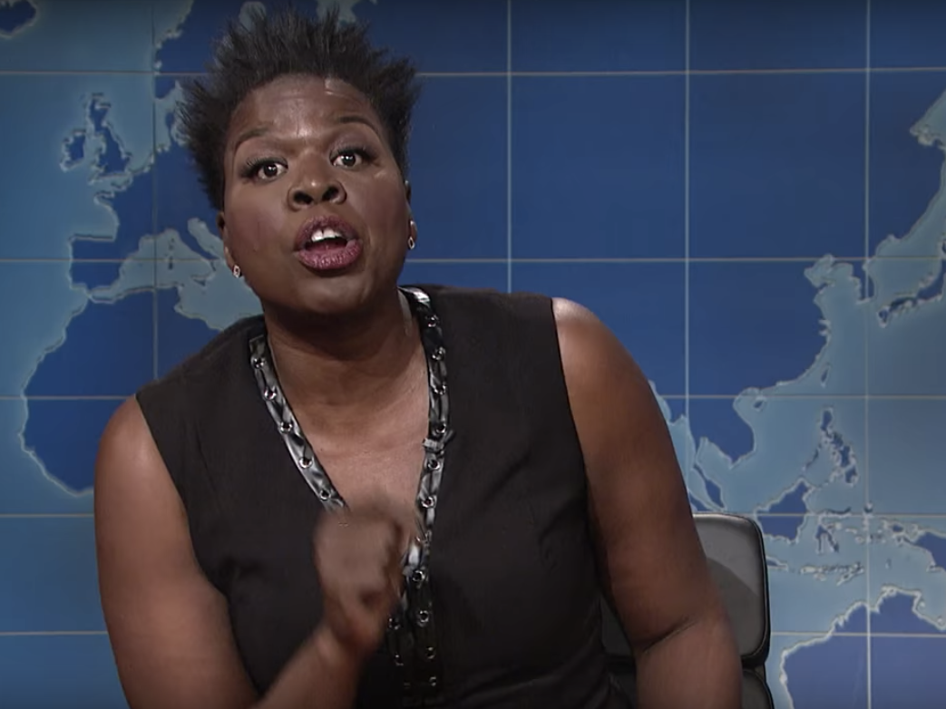 Leslie Jones Is The Cybersecurity Expert We Don't Deserve
