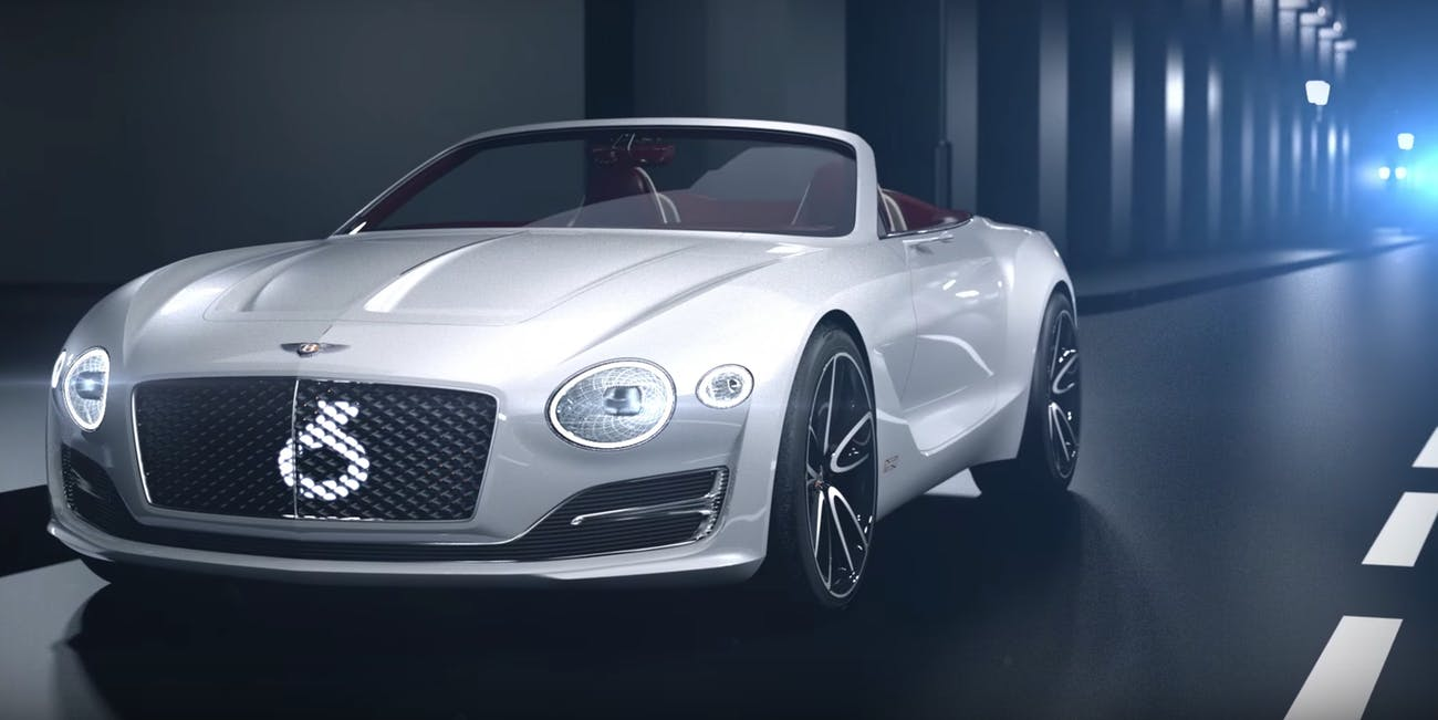 Bentley S New All Electric Car Is Ridiculously Luxurious