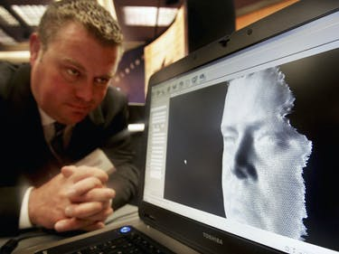 Facial Recognition Tech Being Used in Russia to Identify Suspects