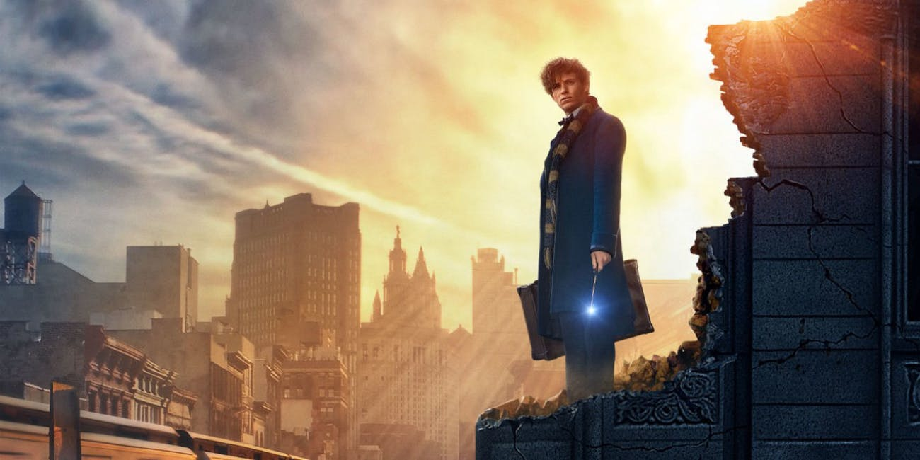 The Cast of Fantastic Beasts and Where to Find them From Warner Bros.