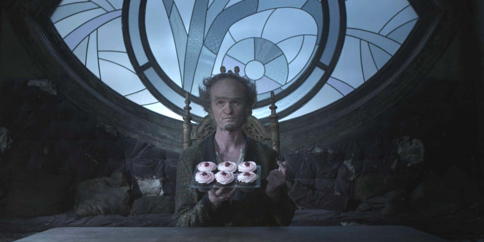 Neil Patrick Harris as Count Olaf in 'A Series of Unfortunate Events'