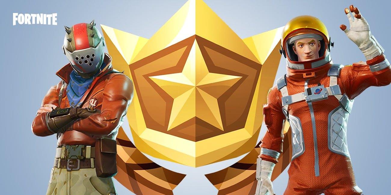 Fortnite season 3 battle stars