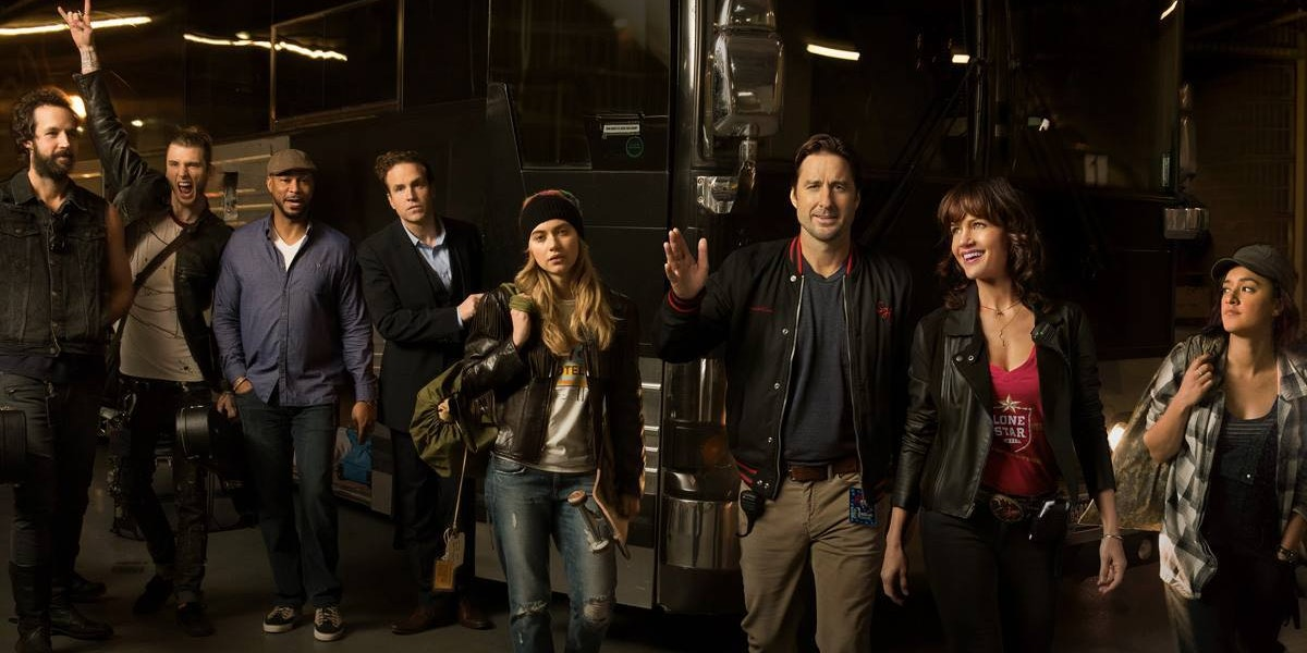 Roadies, Cameron Crowe, Showtime, Review, Luke Wilson, Imogen Poots