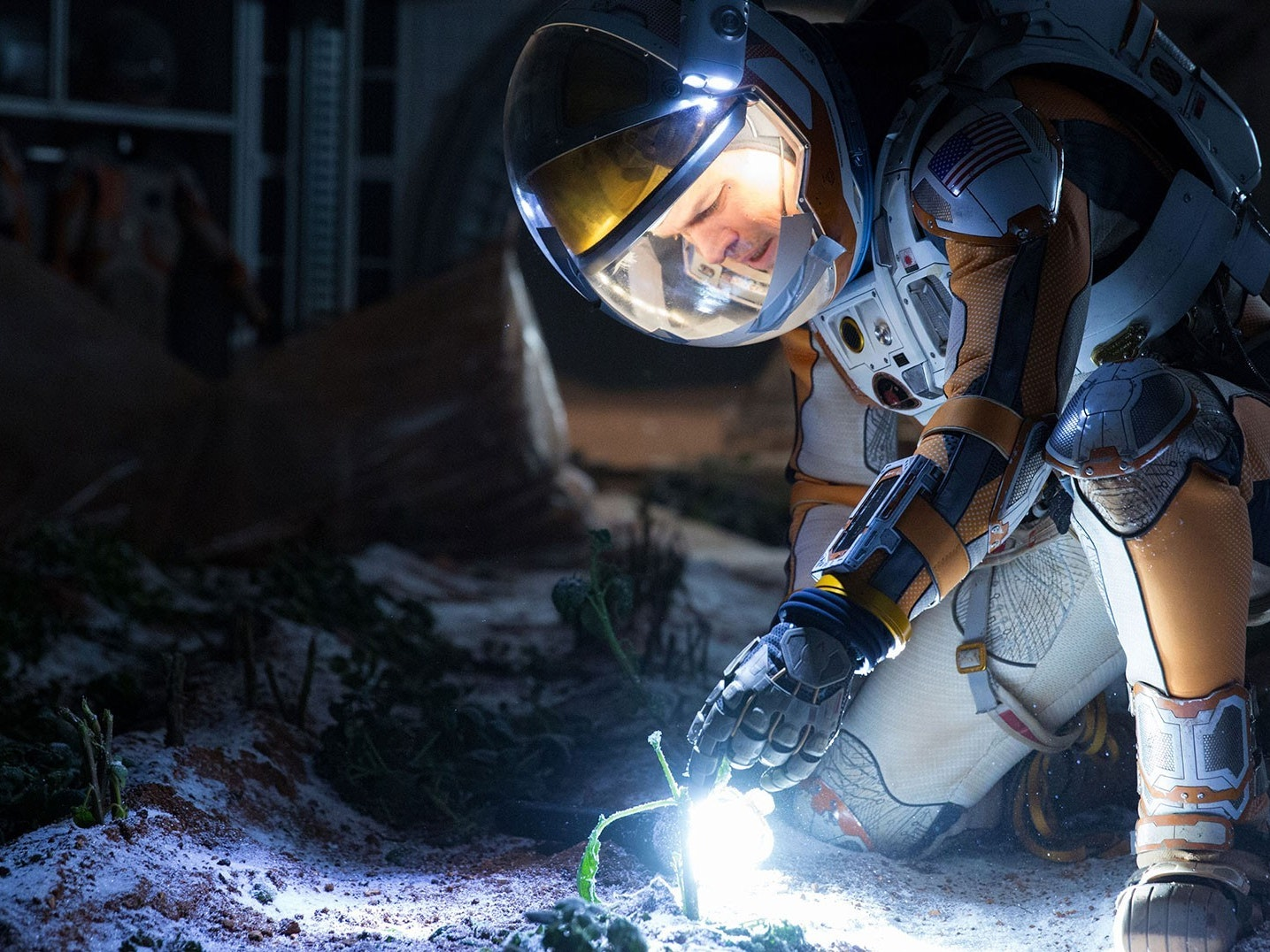 'The Martian' Is a Powerful Infomercial for Science and for NASA