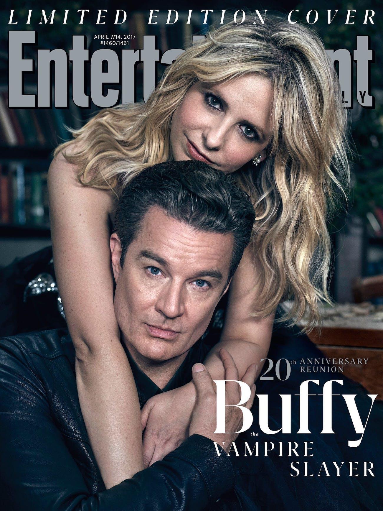 Buffy the Vampire Slayer Reunion Legacy