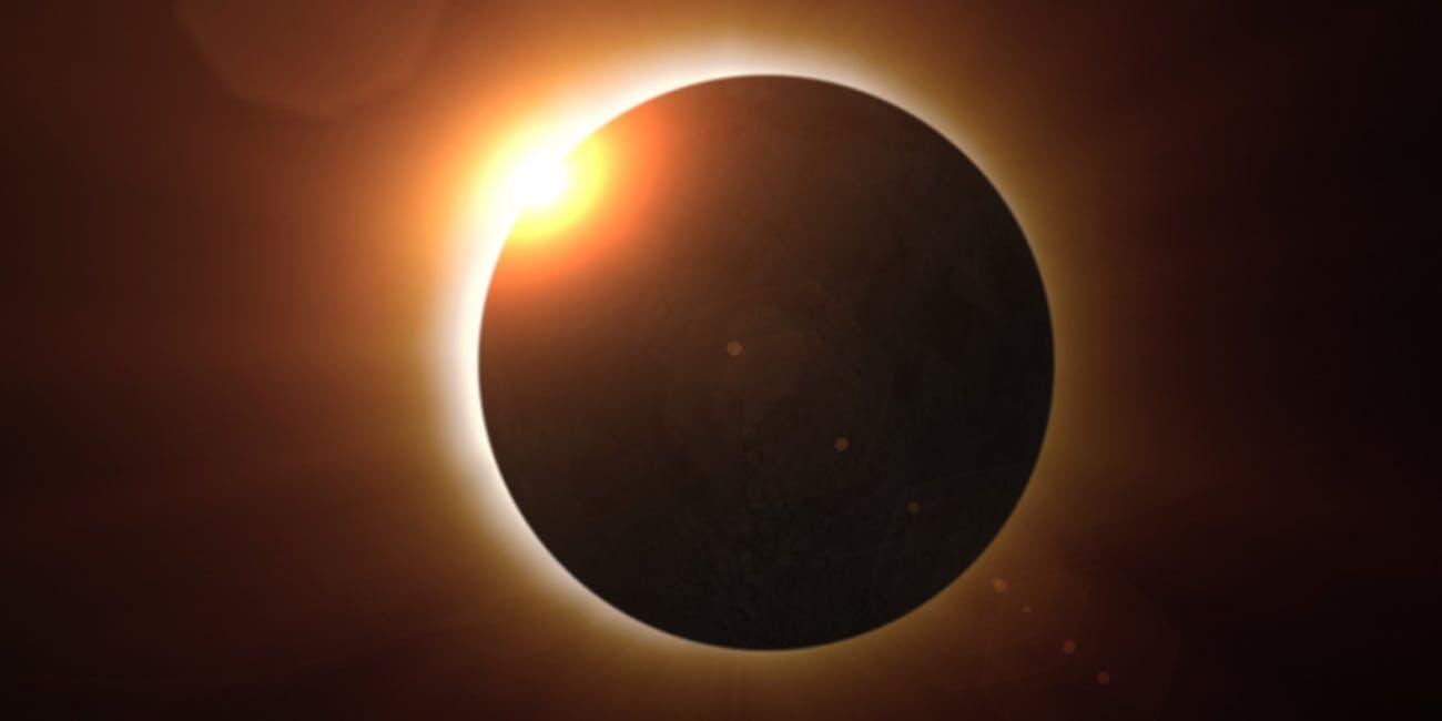 Solar Eclipse #7