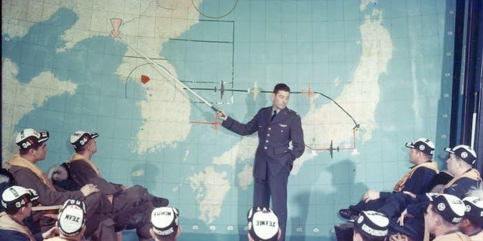 north Korea earthquake nuclear bomb