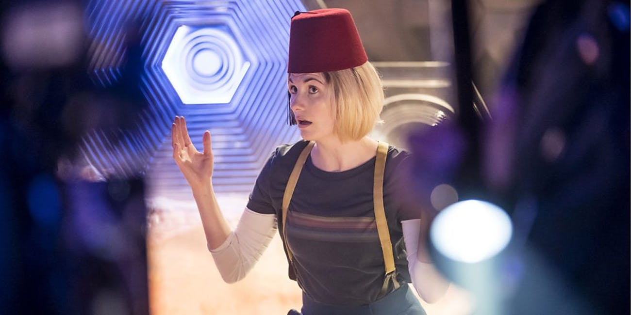 'Doctor Who' 13th Doctor Fez