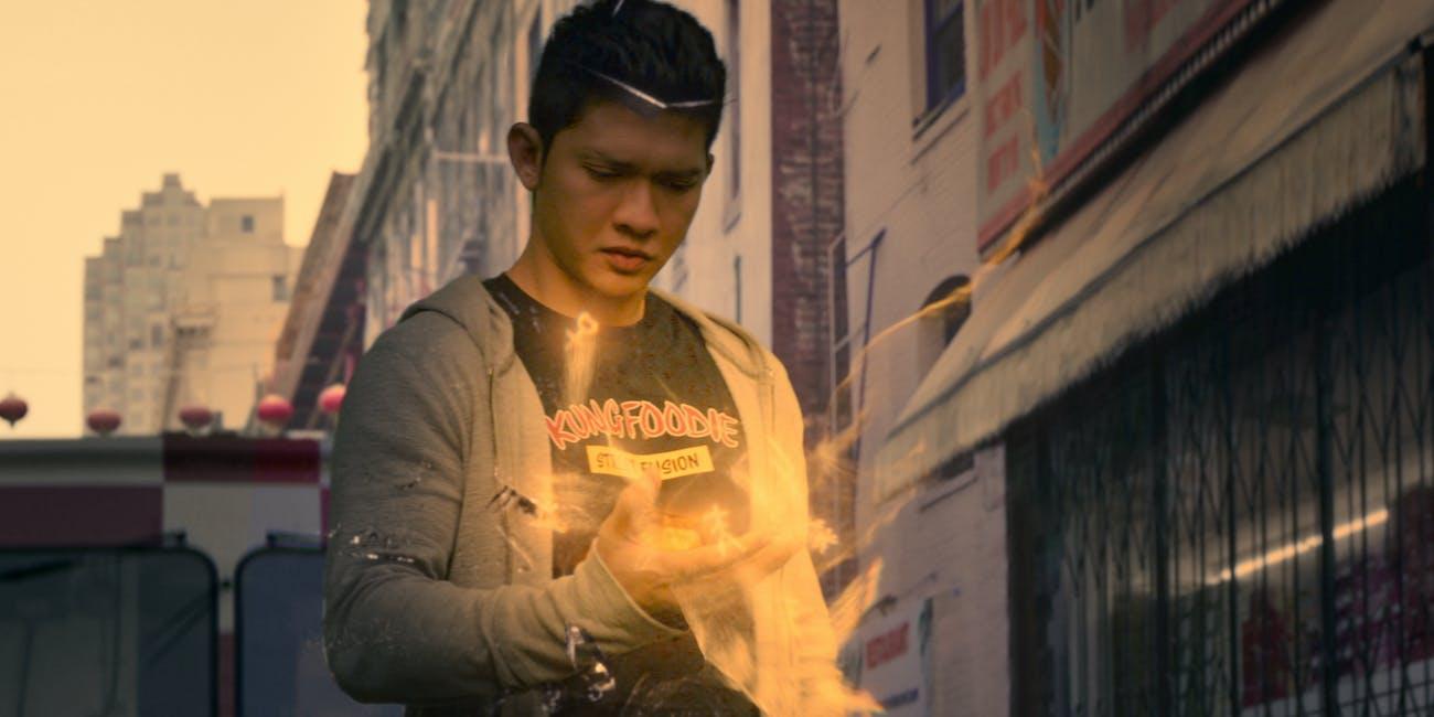 Wu Assassins Netflix Kai