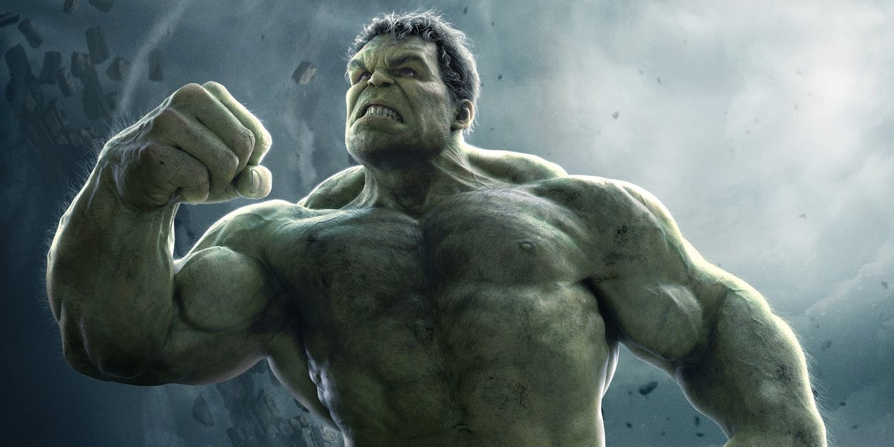 Hulk in 'Avengers: Age of Ultron'