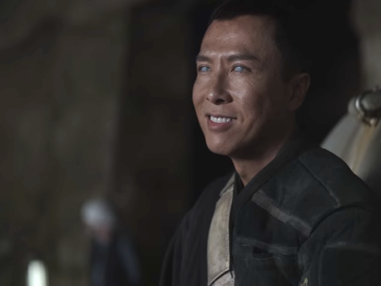 New Trailer Turns 'Rogue One' to the Feel-Good Side of the Force