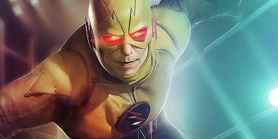 Reverse-Flash in Season 2 promo of 'The Flash'