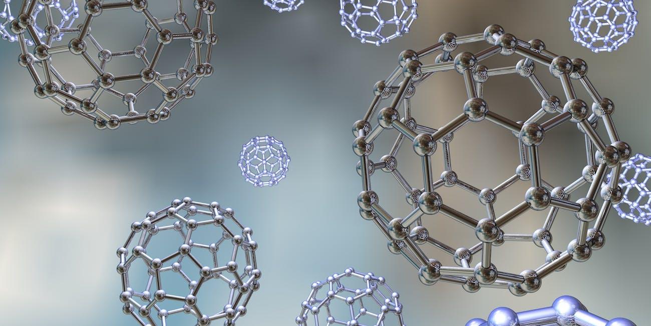 buckminsterfullerene buckyball structure