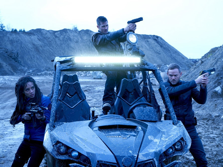 'Killjoys' Goes Underground and Pawter Runs a Prison Break
