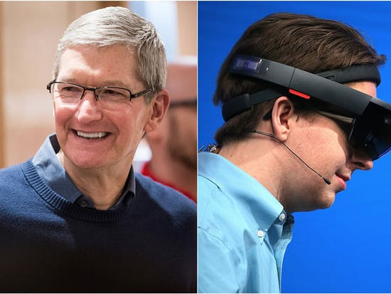 Apple's Augmented Reality Glasses May Launch This Year