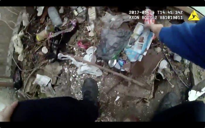 baltimore pd planting drugs