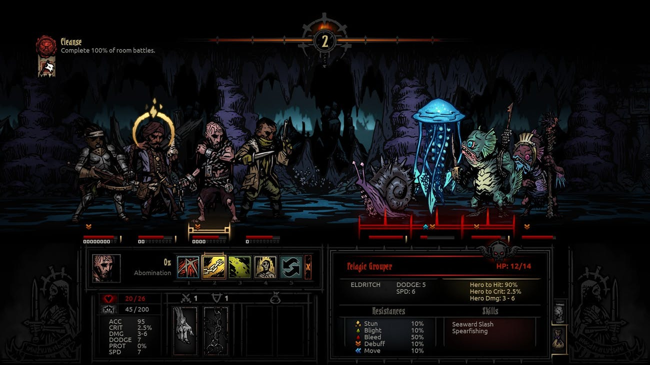Red Hook's 'Darkest Dungeon' Is Already a Game of the Year Candidate