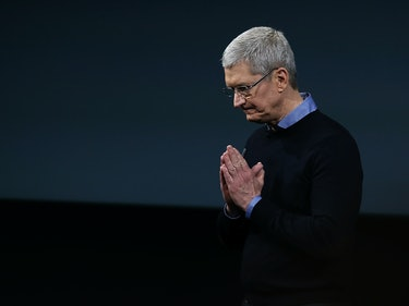 Tim Cook's Plans for Augmented Reality Could Change Your Life