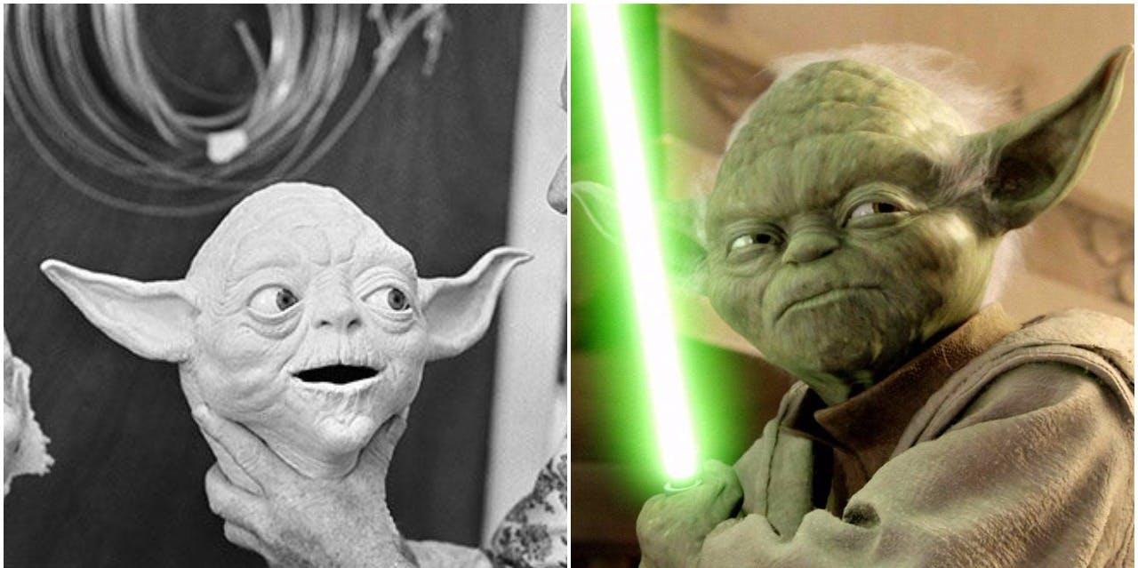 Yoda, analog and digital