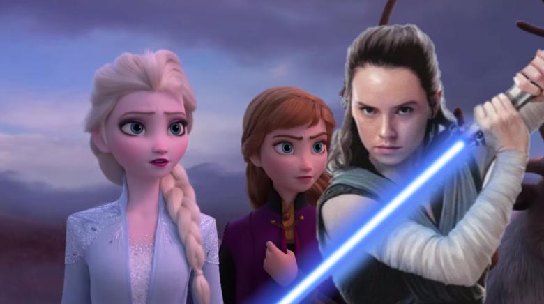 u0026 39 star wars episode 9 u0026 39  trailer release date   u0026 39 frozen 2